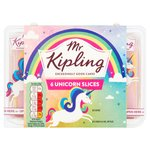 Mr Kipling Unicorn Slices