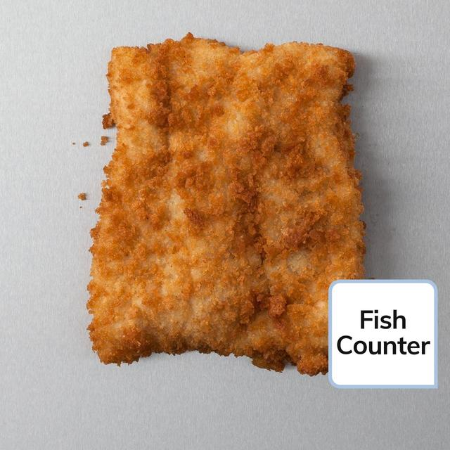 Freshly Breaded Cod Fillet Waitrose