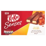 Kit Kat Senses 2 Finger Salted Caramel Chocolate Biscuit 5 pack