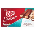 Kit Kat Senses 2 Finger Choc Chip Cookie Dough Chocolate Biscuits 5 pack