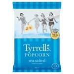 Tyrrells Popcorn Simply Sea Salted