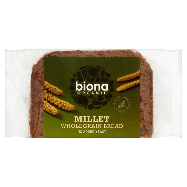 Biona Organic Free From Millet Bread