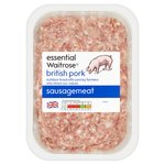 Waitrose British Pork Sausagemeat