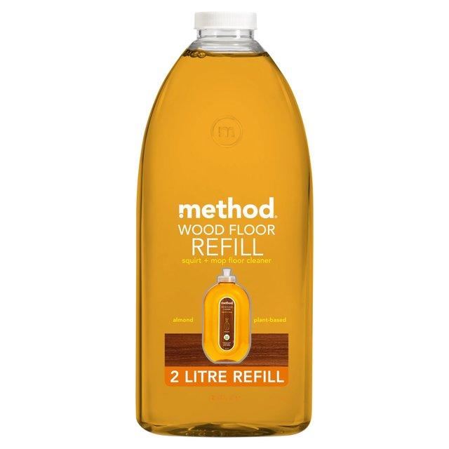 Method Wood Floor Cleaner Refill Ocado