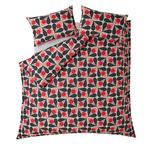 Orla Kiely Sycamore Seed Cotton Duvet Cover, Super King