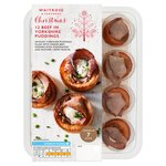 Waitrose 12 Beef Yorkshire Puddings