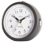 Acctim Sweep Alarm Clock, Grey