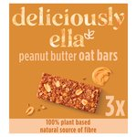 Deliciously Ella Peanut Butter Oat Bar Multipack