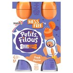 Petits Filous Peach Drinking Yogurt