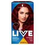 Schwarzkopf Live Colour Moisture M08 Cranberry Bliss Red Permanent Hair Dye