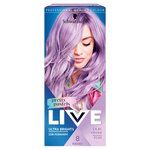 Schwarzkopf Live Pretty Pastels P120 Lilac Crush Purple Semi-Perm Hair Dye