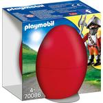 Playmobil 70086 Knight with Cannon Gift Egg, 4 yrs+