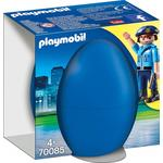 Playmobil 70085 Policeman with Dog Gift Egg