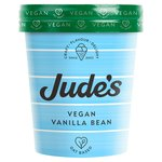 Jude's Vegan Vanilla Ice Cream