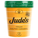 Jude's Vegan Salted Caramel Ice Cream