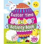 Easter Time Sticker & Activity Book