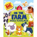 On the Farm Sticker & Activity Book