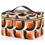 Orla Kiely Dove Train Case