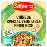 Schwartz Chinese Special Vegetable fried rice Vegetable Mains