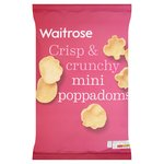 Waitrose Poppadoms Mini