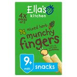Ella's Kitchen Organic Mixed Herbs Munchy Fingers 9 months+