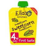 Ella's Kitchen Sweetcorn, Sweetcorn, Sweetcorn