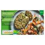 Waitrose Broad Bean & Bulgar Burger