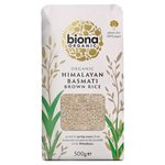 Biona Organic Brown Basmati Rice