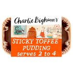 Charlie Bigham's Sticky Toffee Pudding