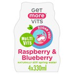 Get More Multivitamins Raspberry & Blueberry