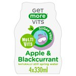 Get More Multivitamins Apple & Blackcurrant