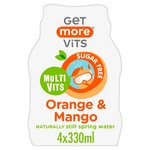 Get More Multivitamins Orange & Mango