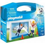 Playmobil 5654 Sports & Action Collectable Small Soccer Carry Case