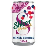 Shloer Pressed Mixed Berry Can