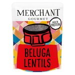 Merchant Gourmet Ready to Eat Beluga Lentils