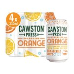 Cawston Press Sparkling Orange Multipack
