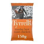 Tyrrells Sunday Best Roast Chicken Crisps