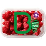 Berryworld Organic Raspberries