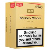 Benson & Hedges Gold King Size