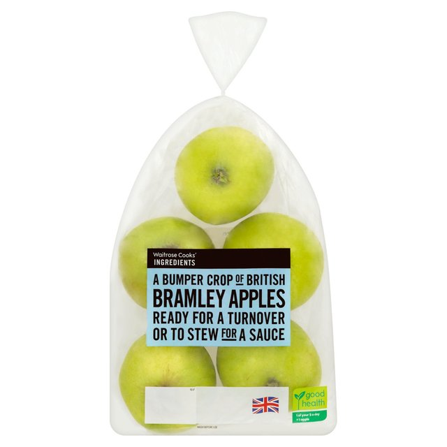 Cooks Ingredients British Bramley Apple Waitrose min