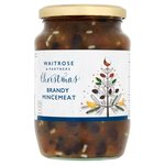 Waitrose Brandy Mincemeat