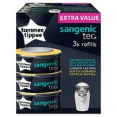 Tommee Tippee Sangenic Tec Refills
