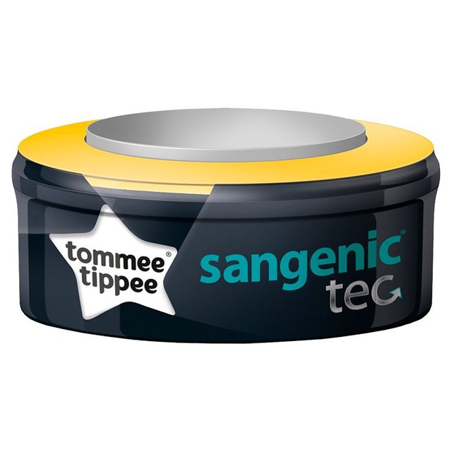 tommee tippee sangenic tec refill from ocado. Black Bedroom Furniture Sets. Home Design Ideas