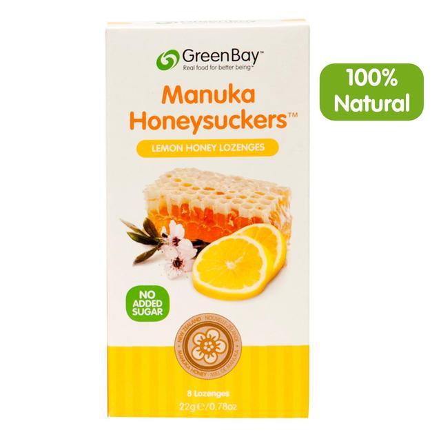 Green Bay Lemon Manuka Honeysuckers | Ocado