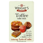 Wright's Toffee Cake Mix