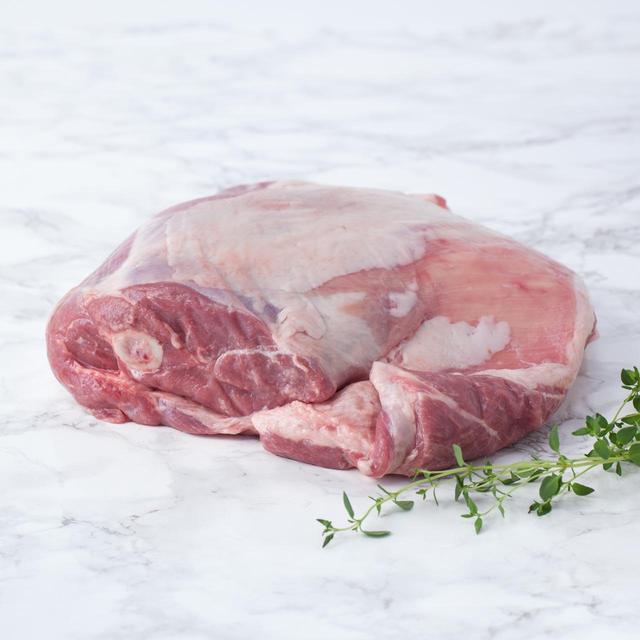 Waitrose English Whole Boneless Lamb Shoulder