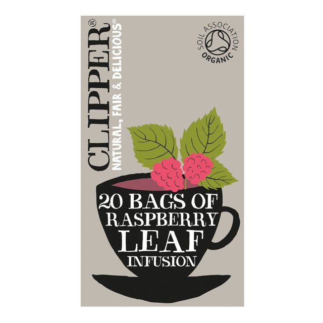 Clipper Organic Raspberry Leaf Infusion