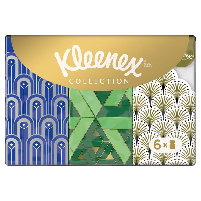 Kleenex Collection Pocket Packs