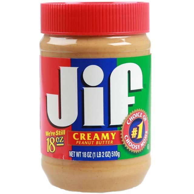 Jif Creamy Peanut Butter | Ocado