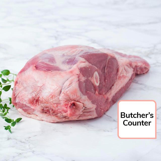 British Lamb - Half Shoulder Waitrose